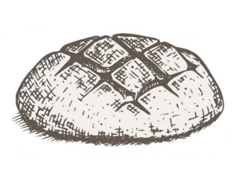 Le pain de meule de l'Aveyron